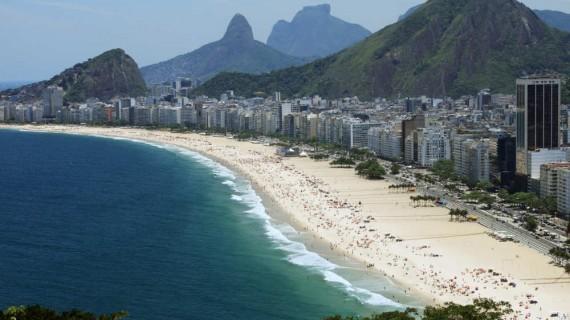 El agua de Copacabana, en Rio de Janeiro, totalmente contaminada