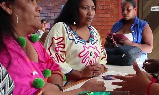 ¿Por qué la resistencia de las mujeres frente al extractivismo y al cambio climático?