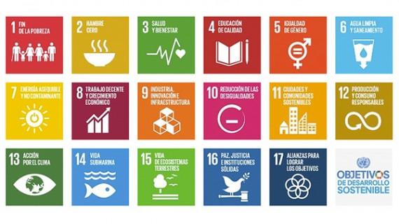 Objetivos de Desarrollo Sostenible aprobados en Naciones Unidas