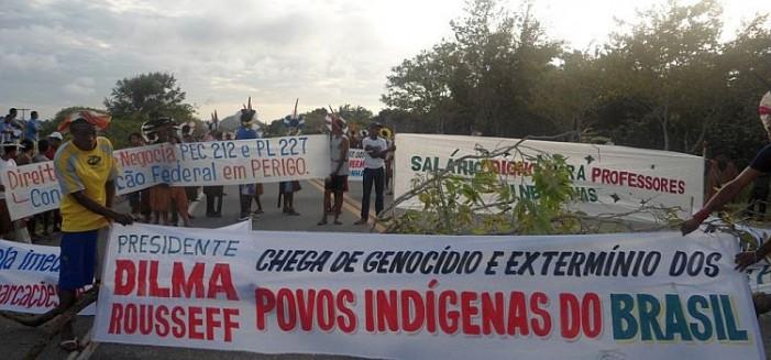 Aumentan indicadores de asesinatos de indígenas en Brasil