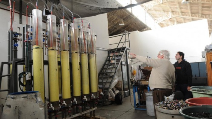 Argentina inaugura su primera planta de reciclado de pilas