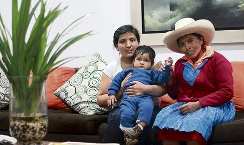 Perú: Máxima Acuña, símbolo ambiental