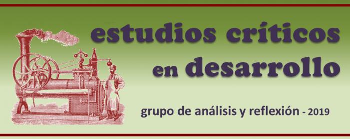 Estudios Críticos en Desarrollo: grupo de estudios