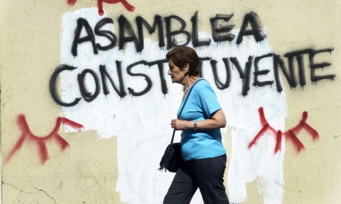 Sin ecología, la próxima constitución de Chile sería incompleta