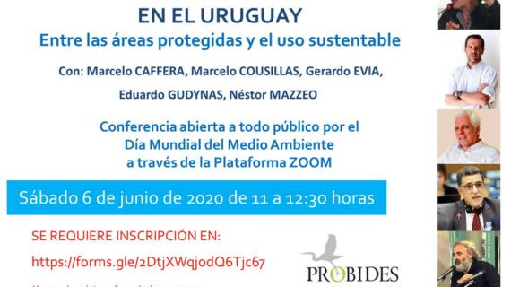 Biodiversidad y áreas protegidas en Uruguay