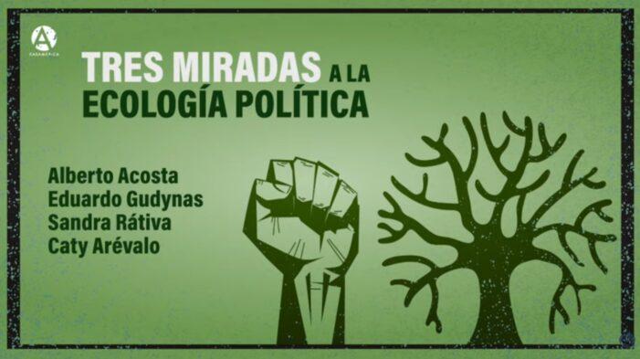 Ecología política en América Latina en 2021