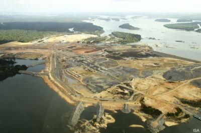 Impactos de los proyectos hidro-energéticos en la Amazonia