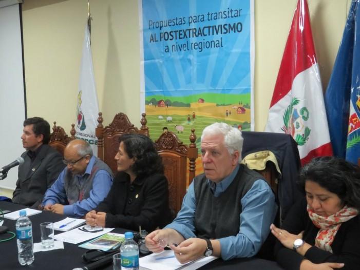 Posextractivismos en Cajamarca – Perú