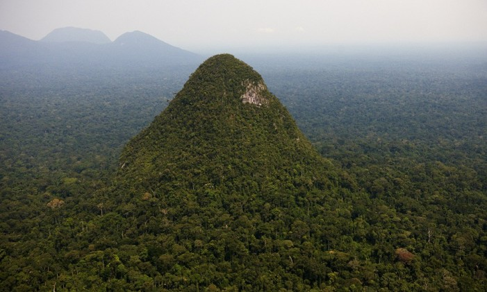 Nuevo parque nacional en la Amazonia de Perú