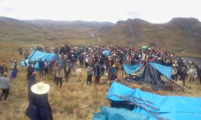 Pachamama contra el capitalismo en Perú