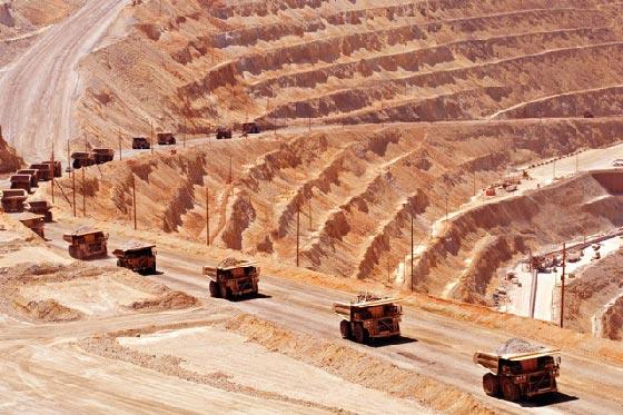 Arsénico de las mineras de Chile aparece en la Antártida