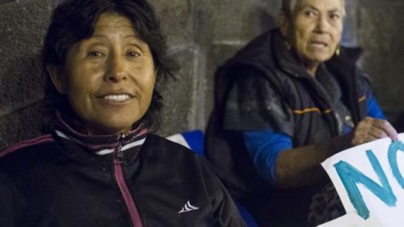 Las madres de la Pacha Mama: mujeres contra la minería