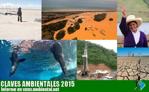 Temas clave en ambiente y desarrollo 2015