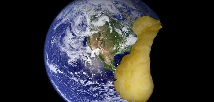 Ya nos comimos la Tierra