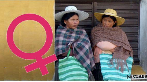 Mujeres indigenas frente al cambio climático